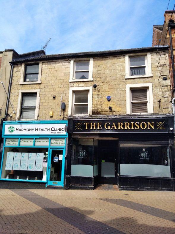 The Garrison, pub, at 19-21 Leeming Street in 2020   Photo by Stephanie Bognar