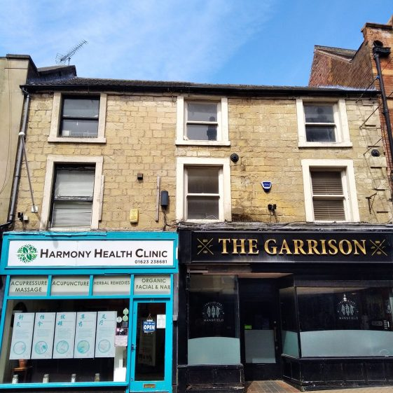 Harmony Health Clinic at 17 Leeming Street in 2020   Photo by Stephanie Bognar