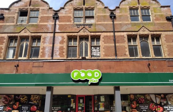 23-27 Leeming Street — Food Plus (Pasikonik)