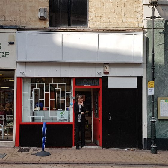 Number 10 Stockwell Gate, Cheapest Cigs shop front