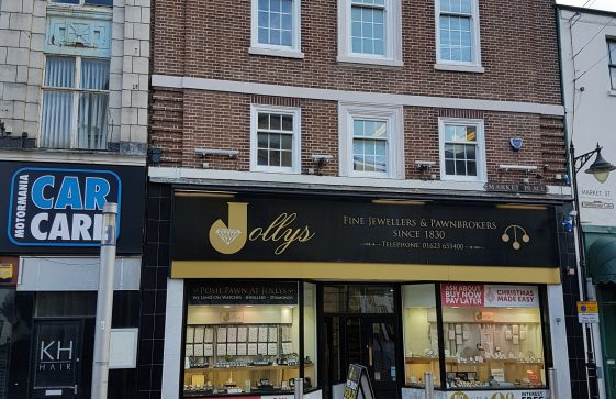 12 Market Place – Jolly's Jewellers