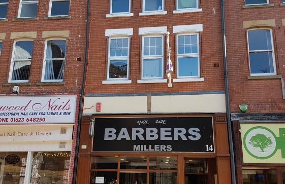 14 Leeming Street — Millers Barbers