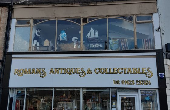 3-4 Market Place – Romans Antiques and Collectibles