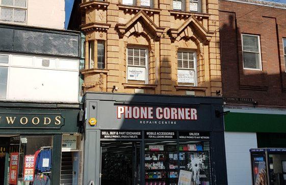 31 Market Place (Sherwood Chambers) – Phone Corner