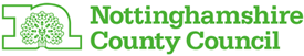 Nottinghamshire County Council Footer