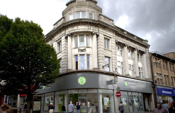 25 Market Place – Mansfield Building Society
