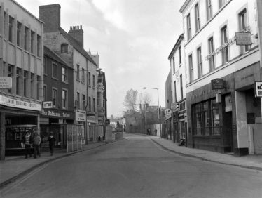Old black and white picture of Stockwell Gate before the Four Seasons in 1973 | Inspire: Culture, Learning and Libraries