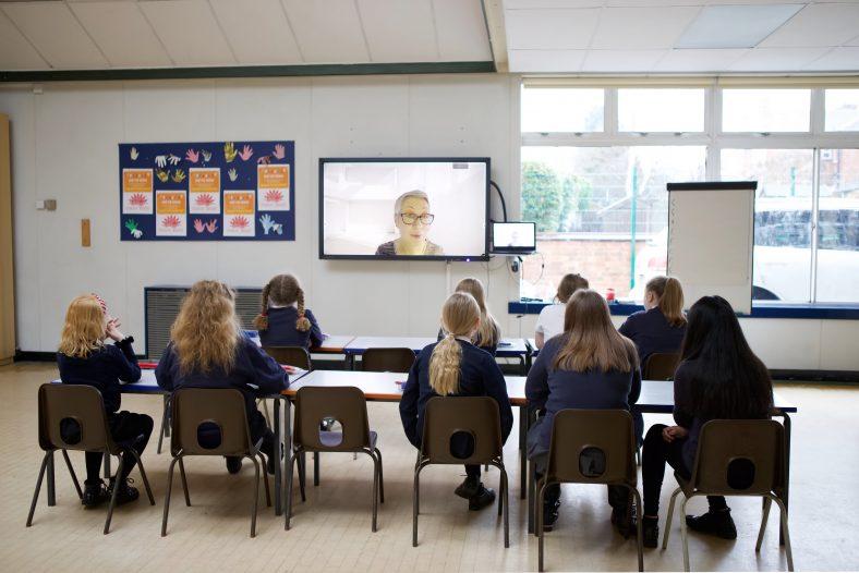 Asquith Primary School online oral history training class | Nukshi Velebny nukshi.co.uk