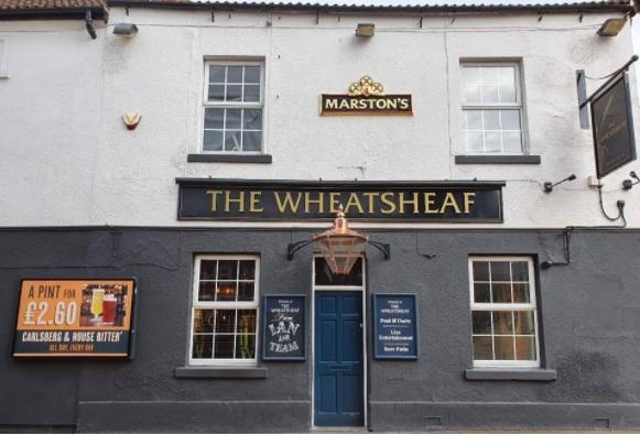The Wheatsheaf pub in 2020.