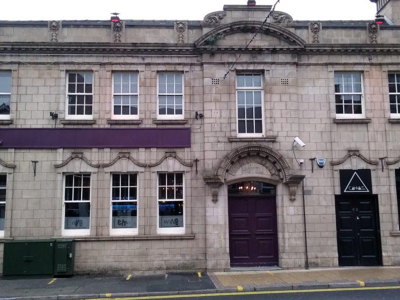 Old Horse and Jockey pub on Leeming Street